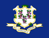Connecticut Jobs Flag