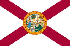 Florida Jobs Flag