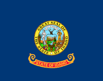 Idaho Jobs Flag
