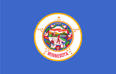 Minnesota Jobs Flag