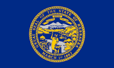Nebraska Jobs Flag