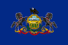Pennsylvania Jobs Flag