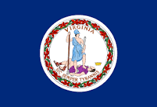 Virginia Jobs Flag